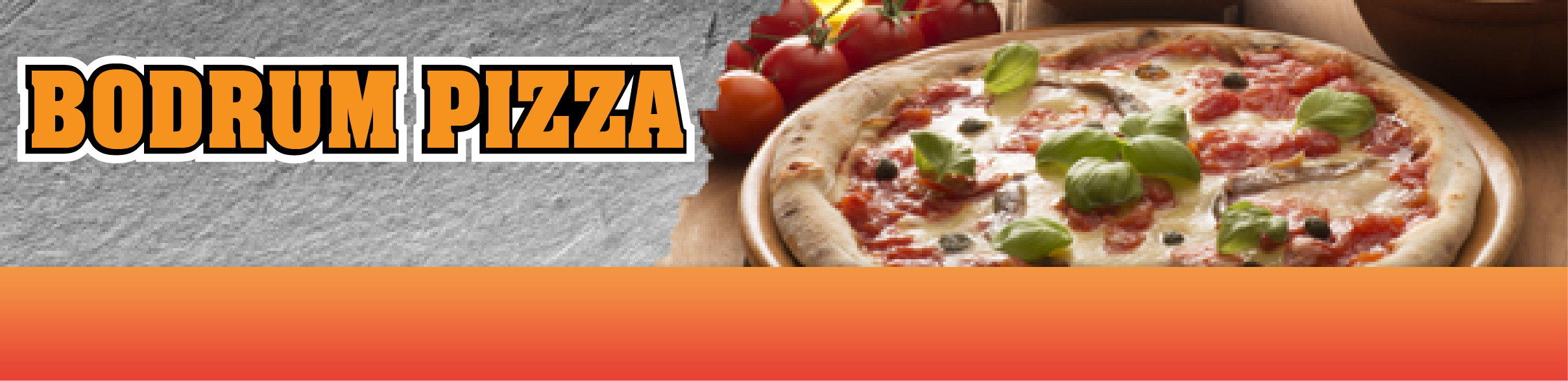 Bodrum Pizza Bundbanner